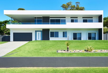 White Cube House Lennox Head